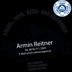 Armin Reitner - Staatl. gepr. Berg- und Skiführer