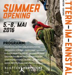 Summer Opening 2016