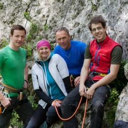 Summer Opening 2017 - Schnupper-Klettern auf der Weißensteinerwand