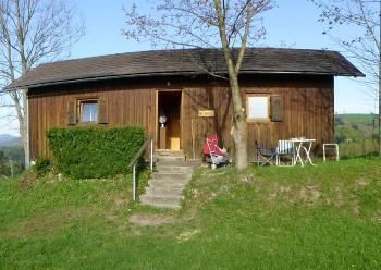 Camp Sibley Huette